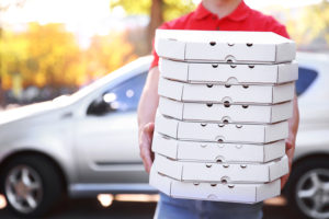 Insurance options for food delivery service in Waipahu, HI